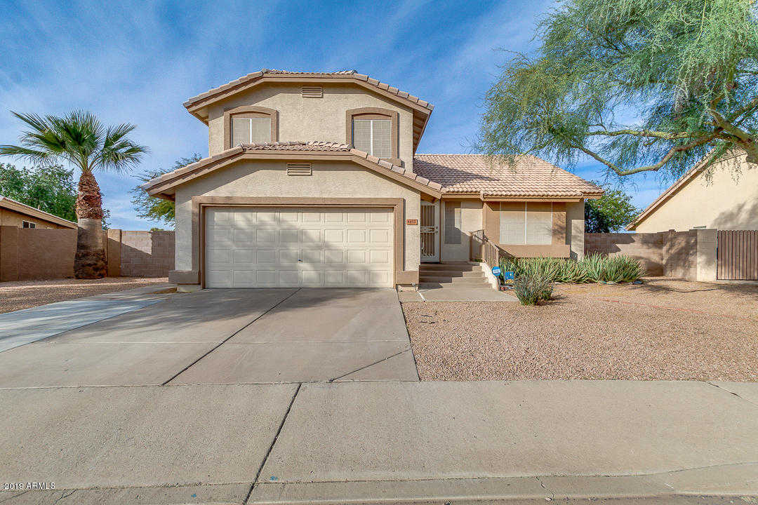 $306,900 - 3Br/3Ba - Home for Sale in Pinnacle Peak Crossing Lot 1-225 Tr A-i, Glendale