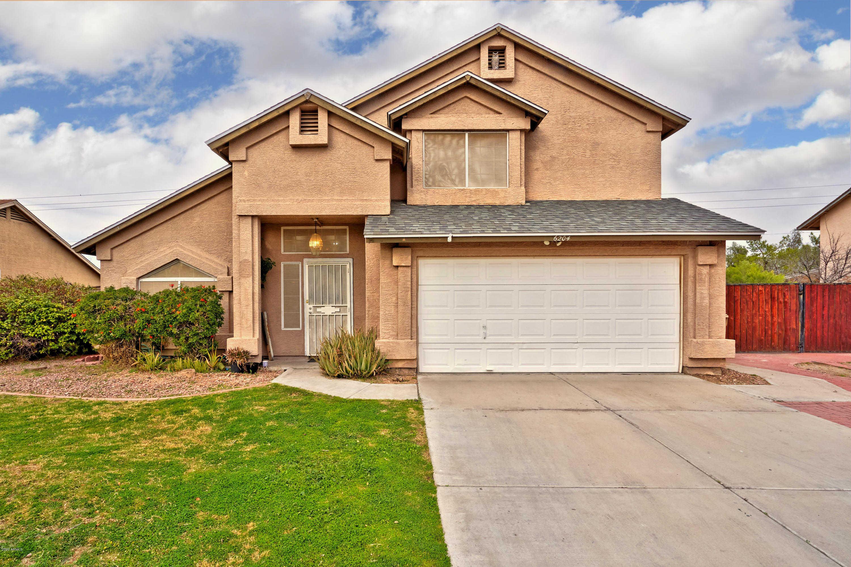 $324,900 - 4Br/3Ba - Home for Sale in San Miguel Unit 2 Lot 1-255, Glendale