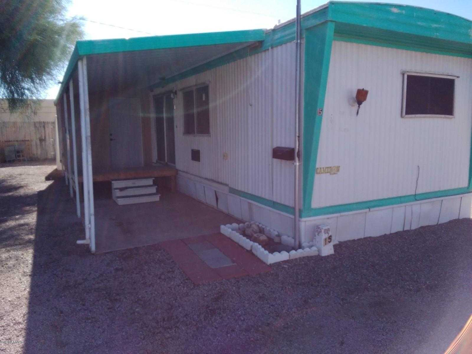 $4,490 - 2Br/1Ba -  for Sale in Sunset Mesa Mobile Home Park, Apache Junction