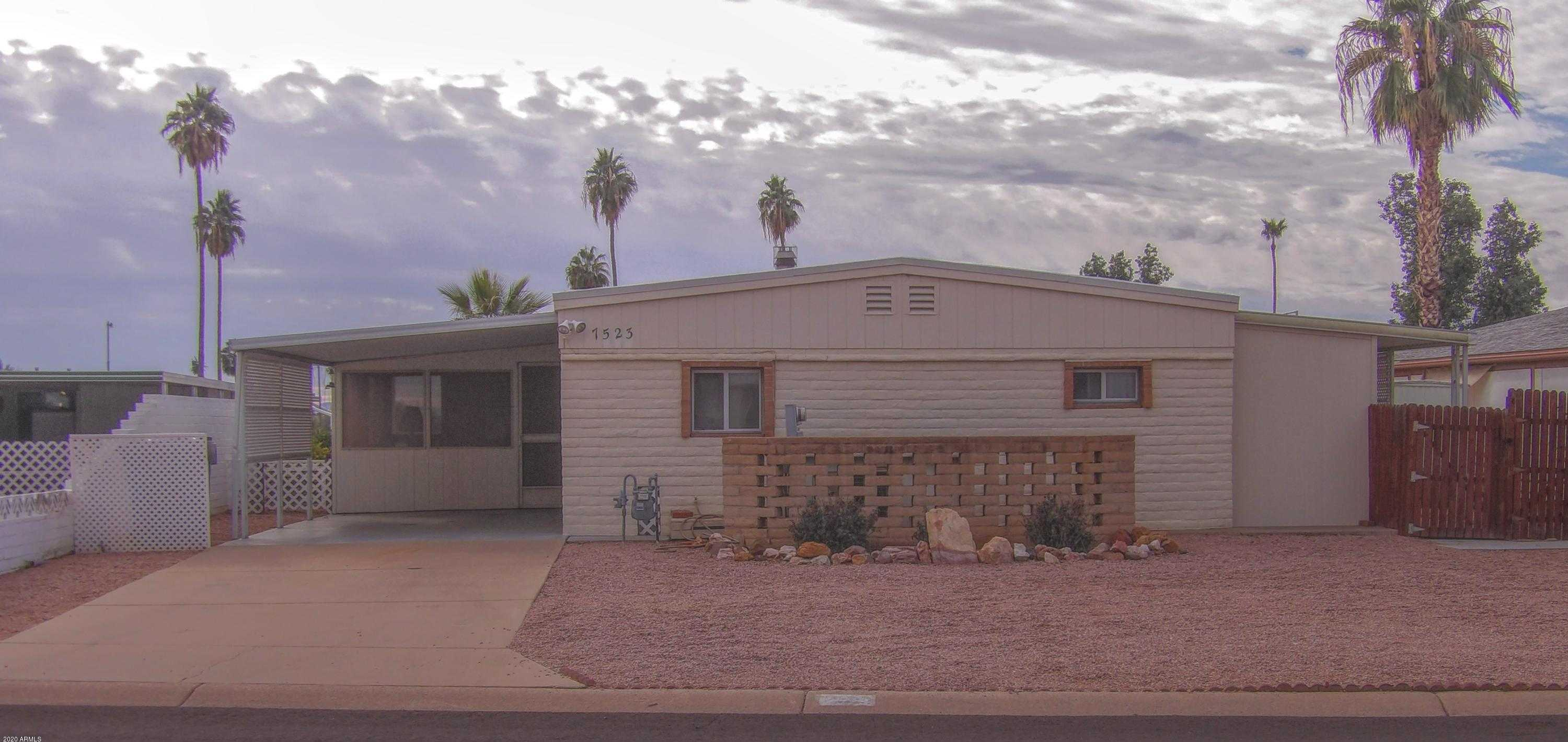 $159,900 - 2Br/2Ba -  for Sale in Desert Sands Golf & Country Club Unit 2, Mesa