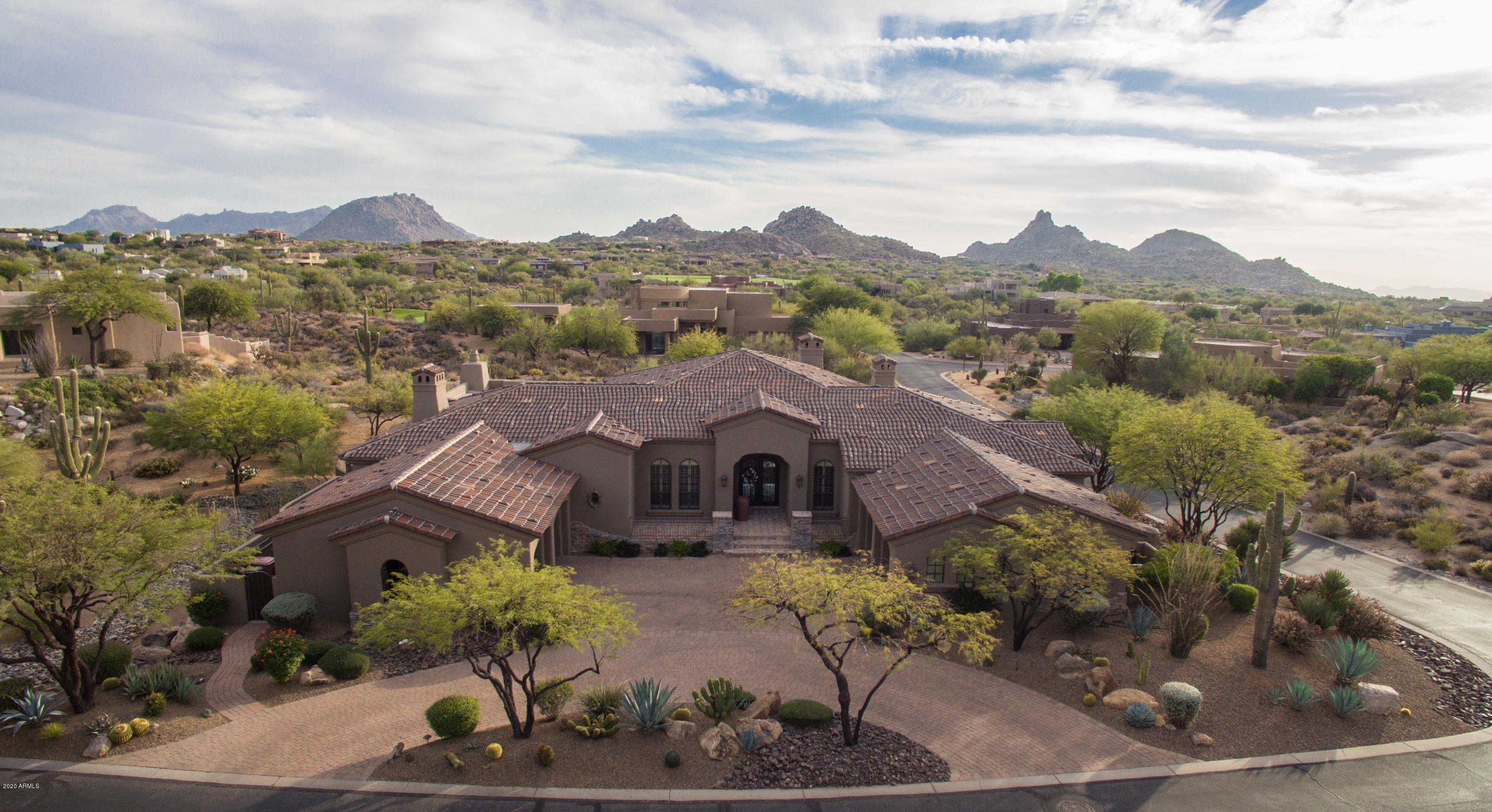 $1,497,000 - 4Br/6Ba - Home for Sale in Candlewood Estates At Troon North, Scottsdale