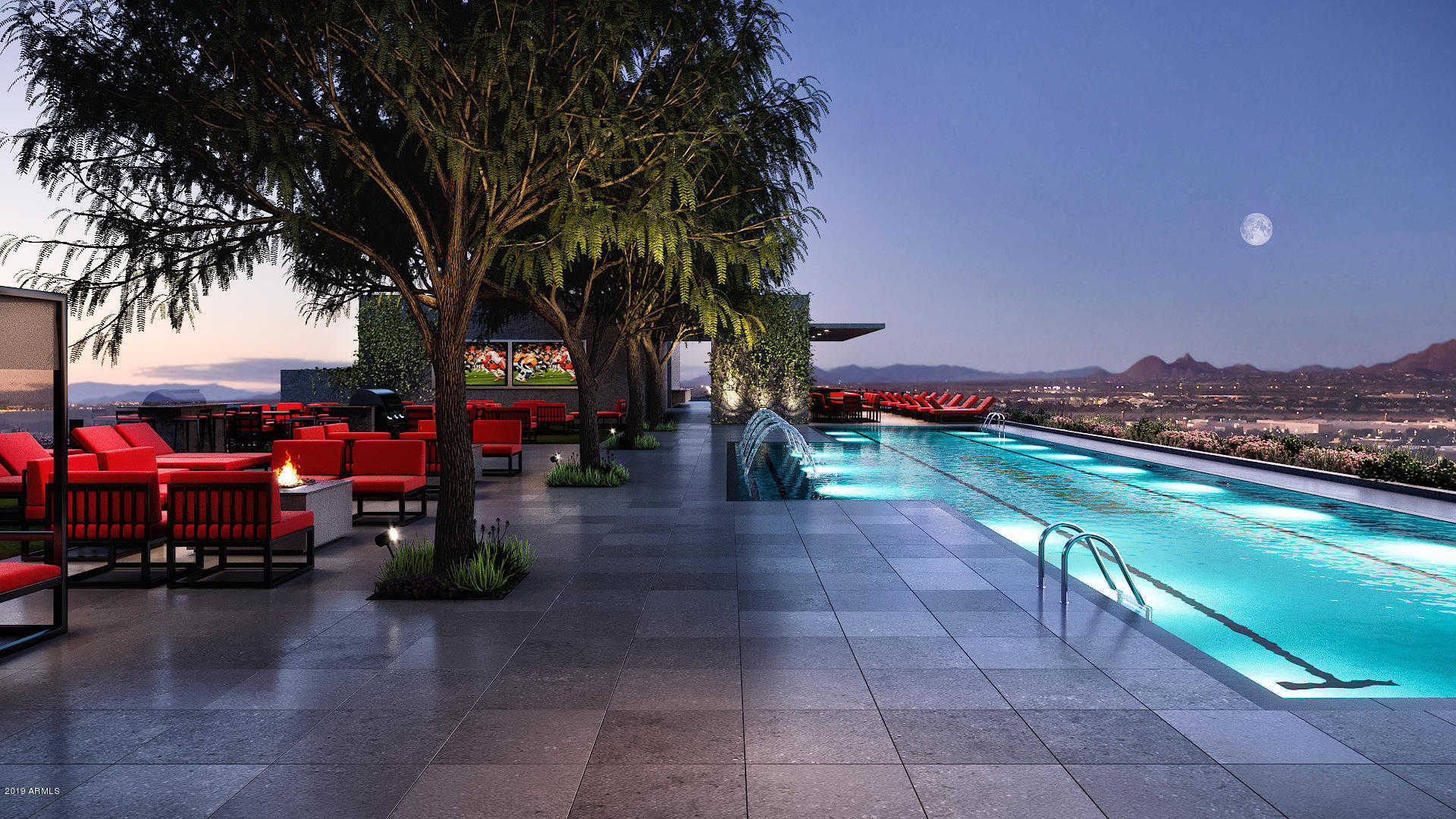 $679,000 - 2Br/2Ba -  for Sale in Optima Kierland Center 7180 Condominium Amd, Scottsdale