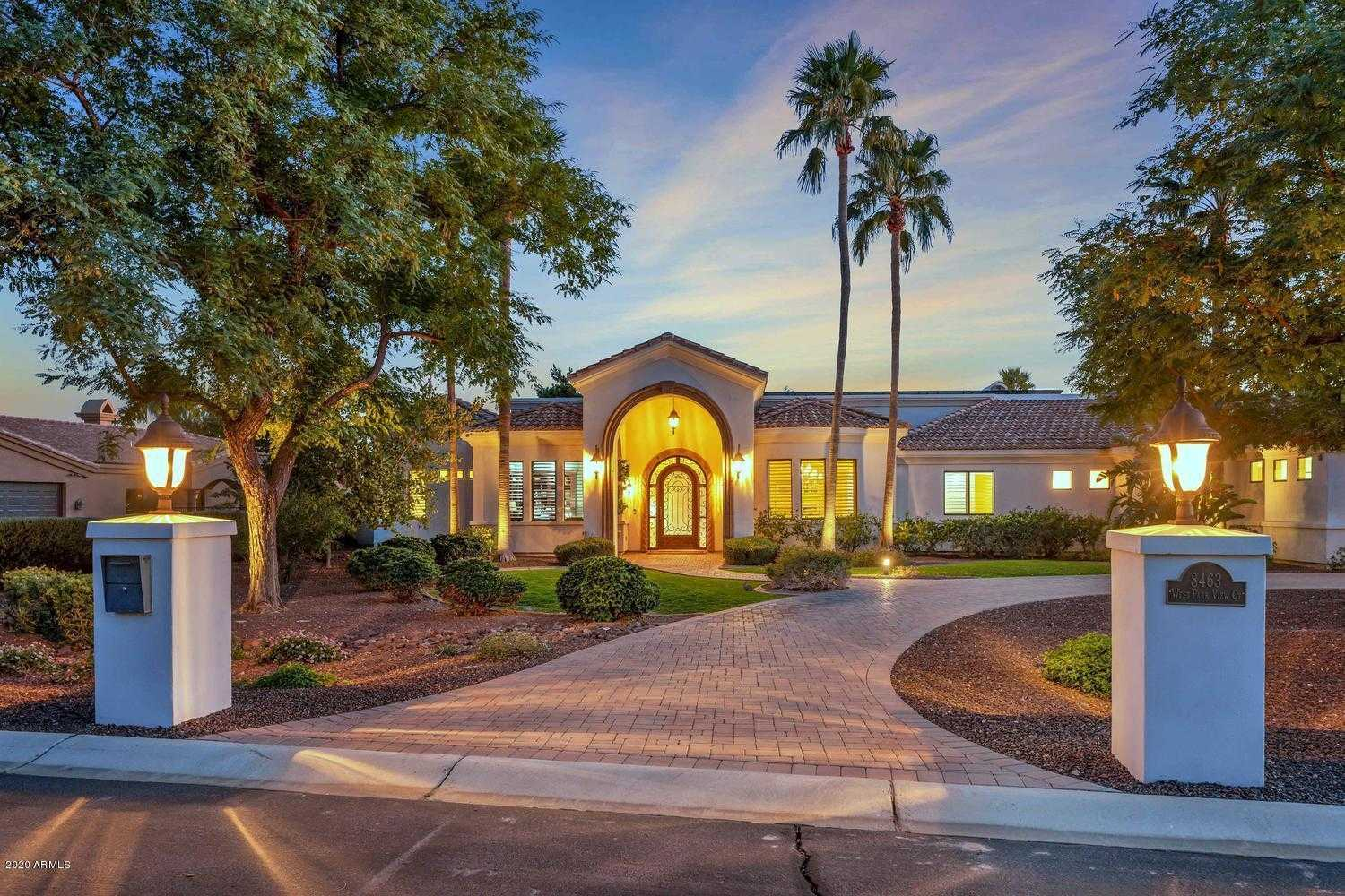 $1,399,000 - 5Br/5Ba - Home for Sale in Summit At Sunrise Mountain, Peoria