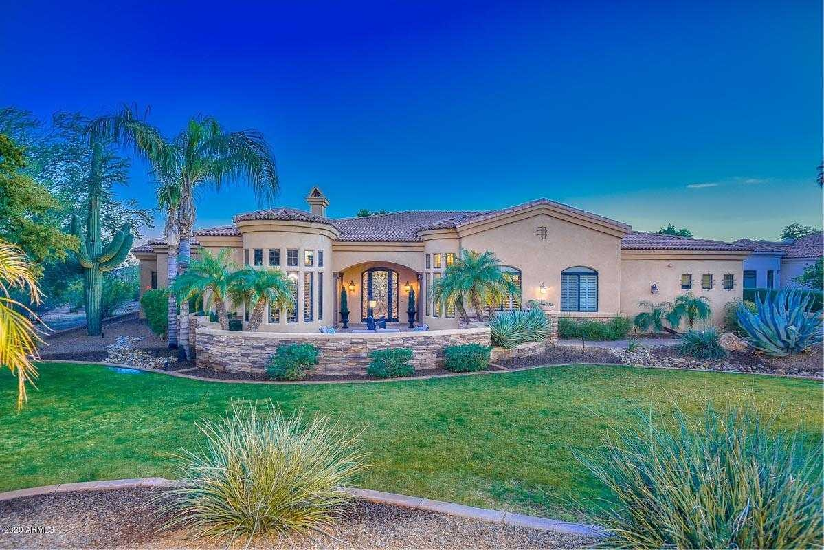 $1,425,000 - 4Br/6Ba - Home for Sale in Summit At Sunrise Mountain, Peoria