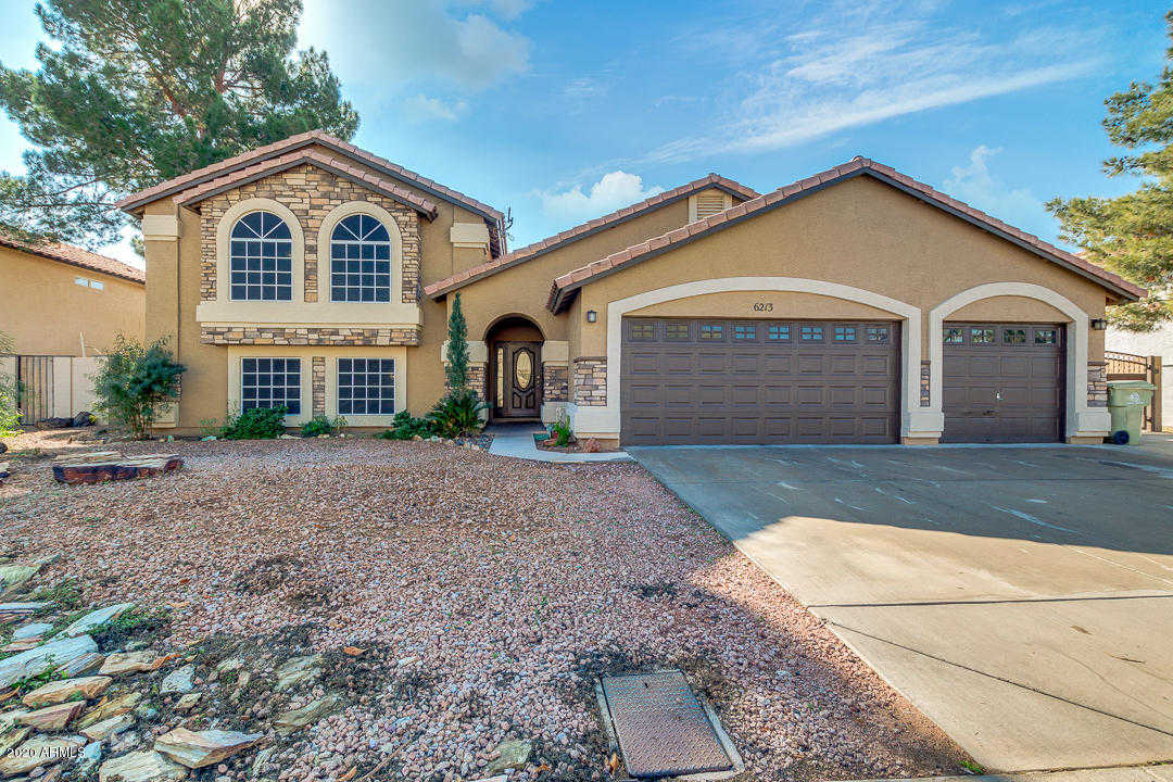 $389,900 - 5Br/3Ba - Home for Sale in Brookhollow Lot 1-159, Glendale