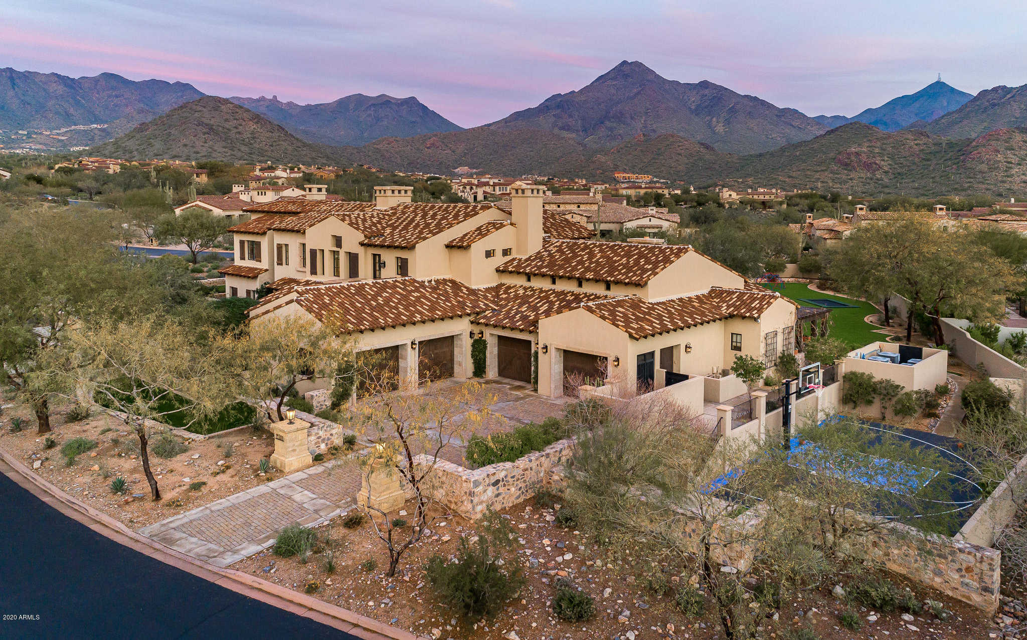 $6,750,000 - 6Br/9Ba - Home for Sale in Silverleaf At Dc Ranch, Scottsdale