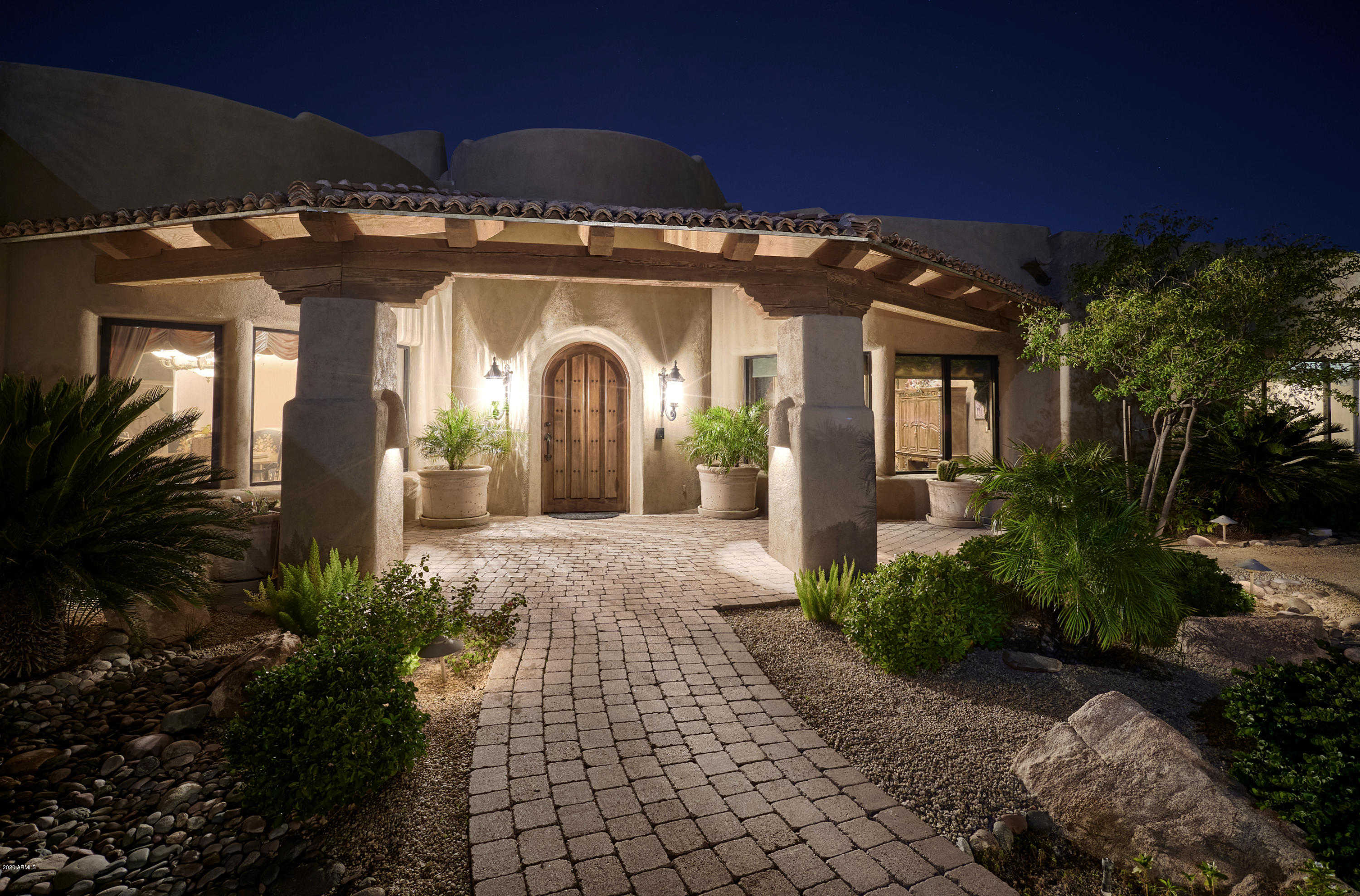 $3,000,000 - 5Br/6Ba - Home for Sale in Glenn Moor At Troon, Scottsdale