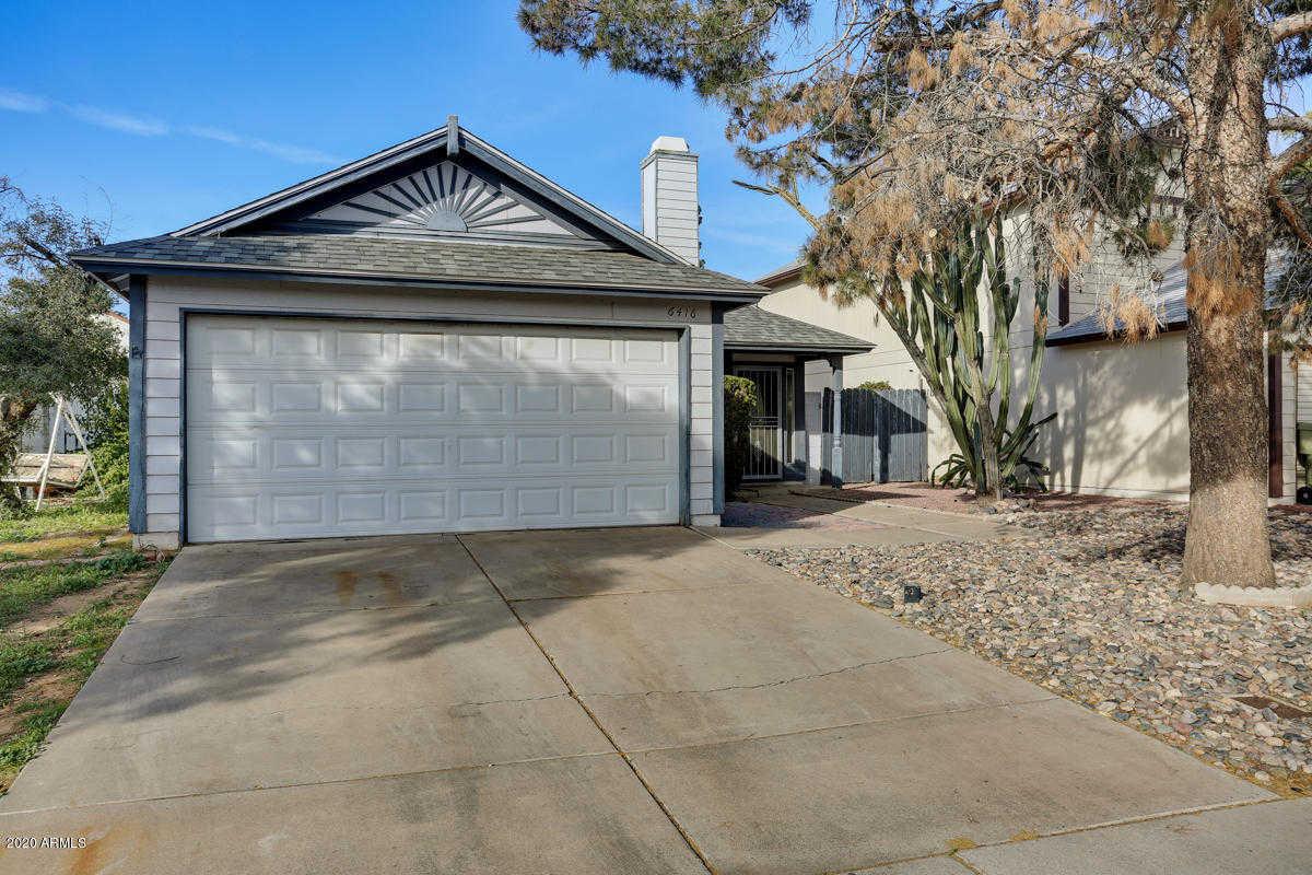 $225,000 - 3Br/2Ba - Home for Sale in Montara Lot 22-166, Glendale