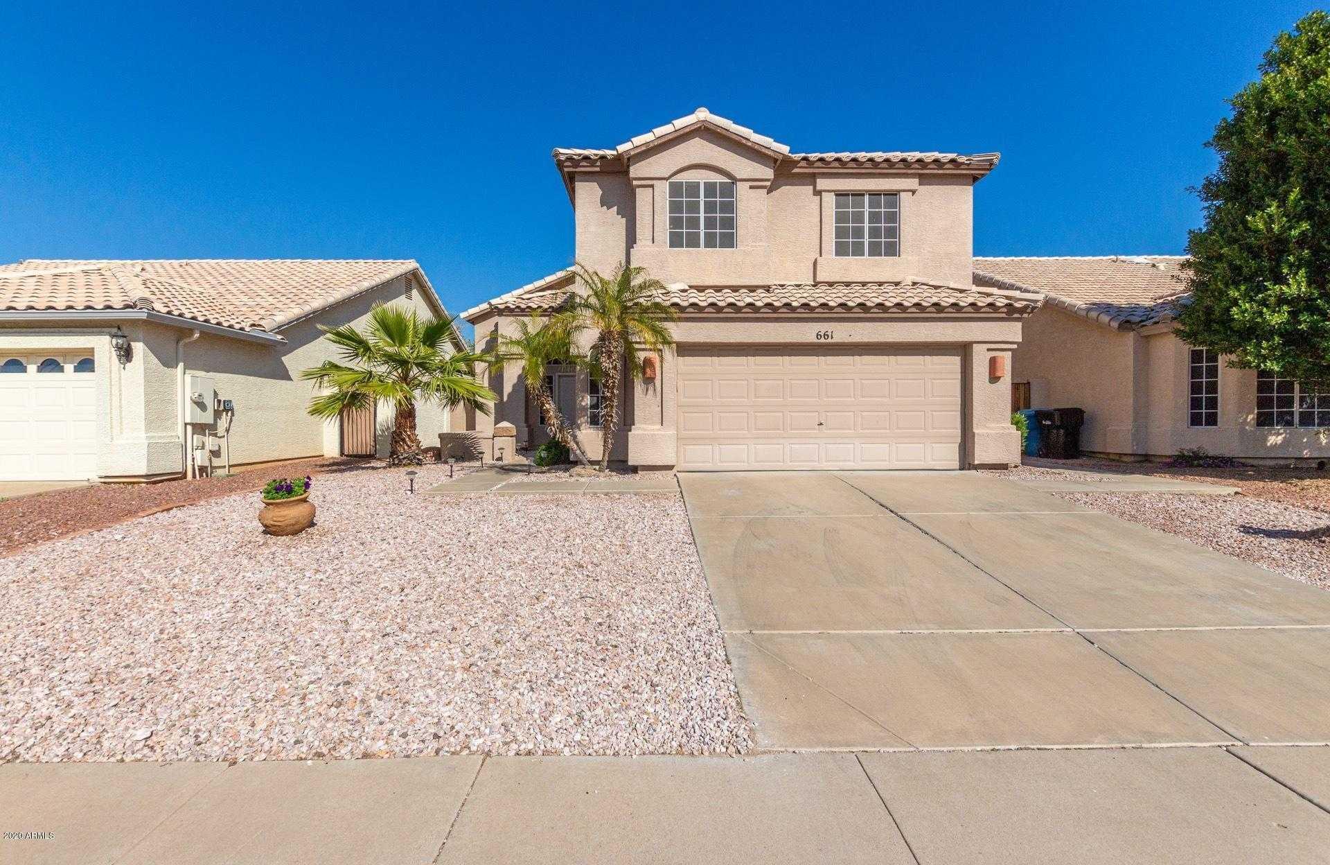 $335,000 - 3Br/3Ba - Home for Sale in El Dorado Lakes Golf Community Tract I, Gilbert