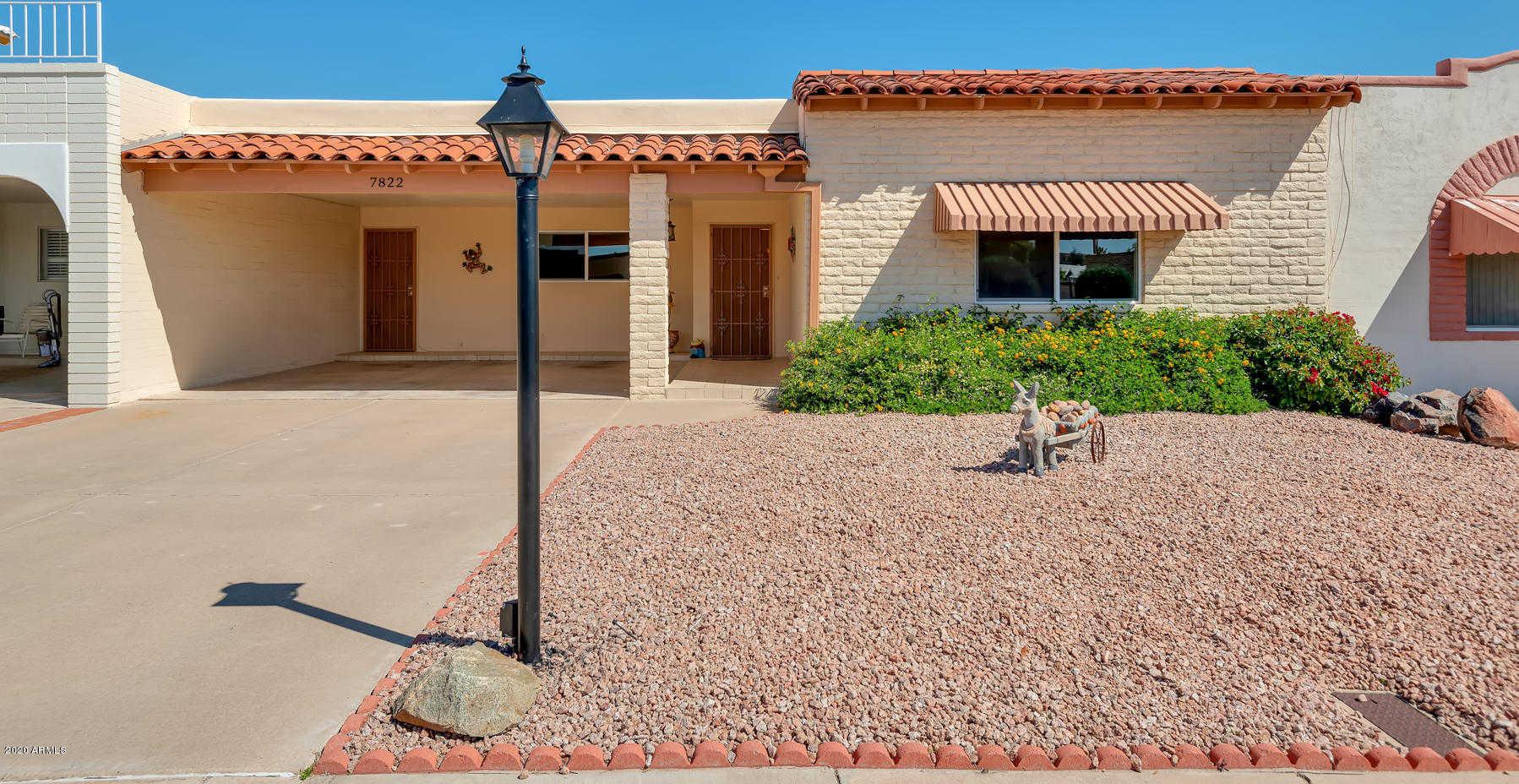 $425,000 - 2Br/2Ba -  for Sale in Villa Monterey 5a, Scottsdale