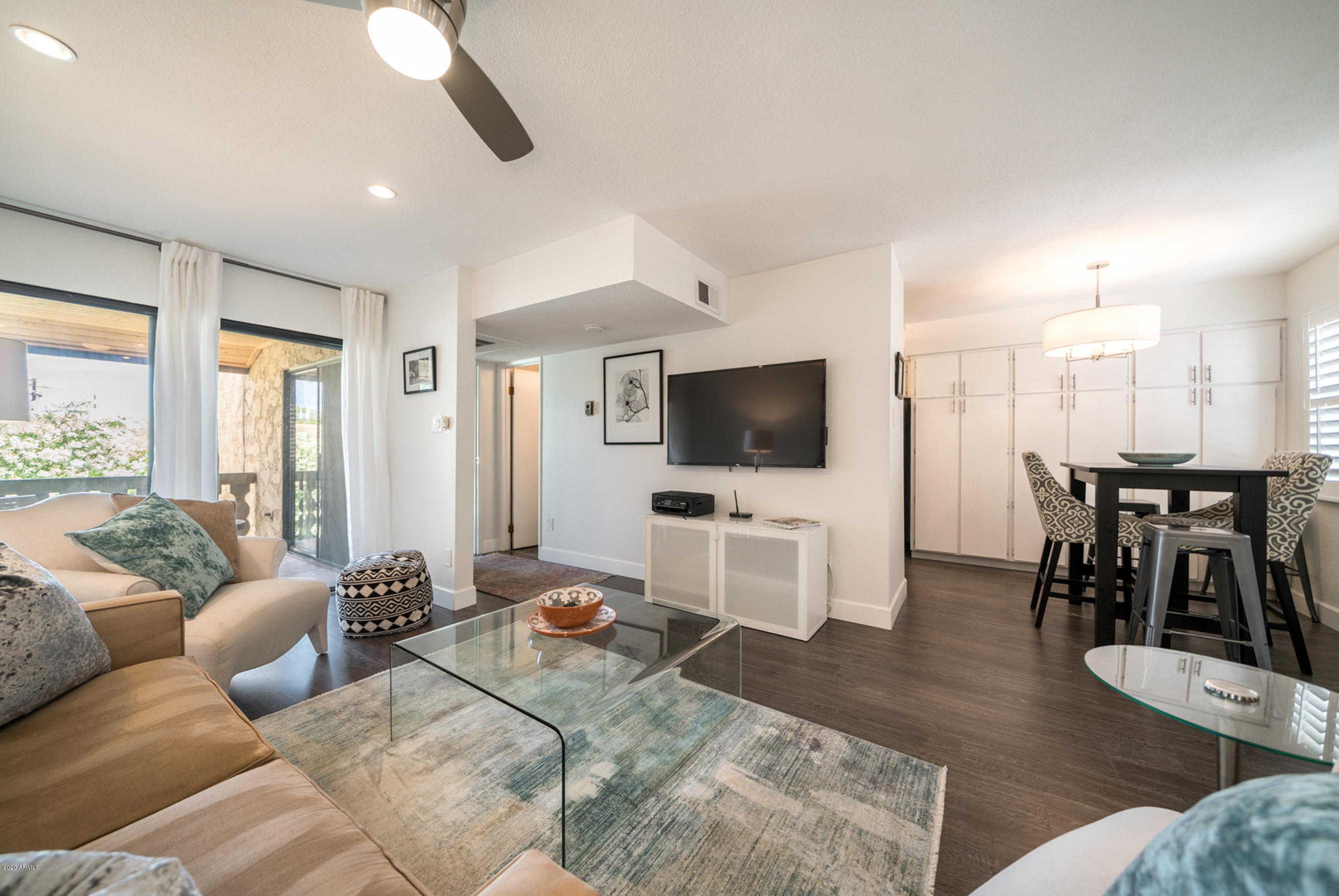 $175,000 - 1Br/1Ba -  for Sale in El Chaparral Villas, Scottsdale