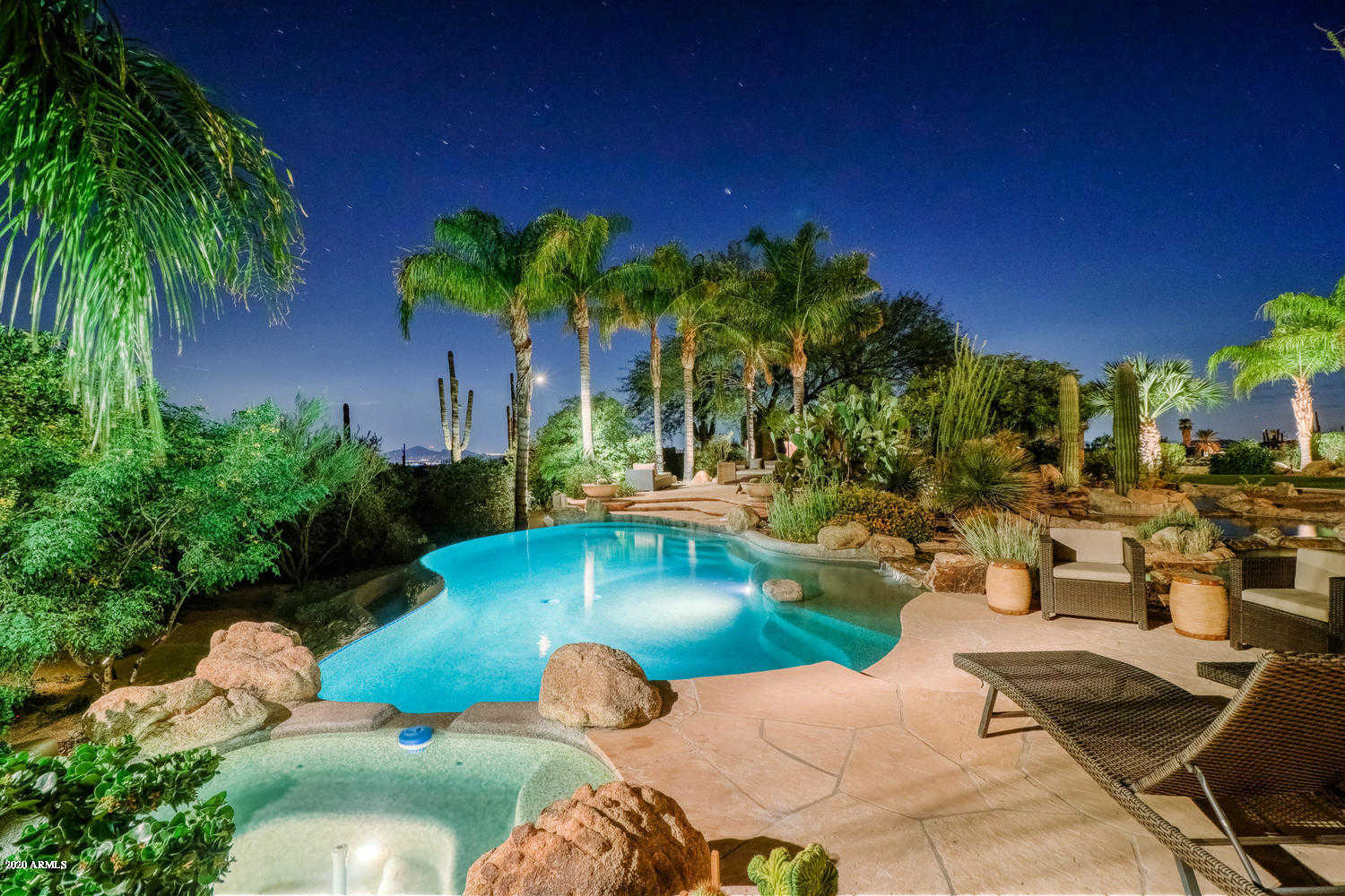 $3,500,000 - 6Br/7Ba - Home for Sale in Metes And Bounds, Scottsdale