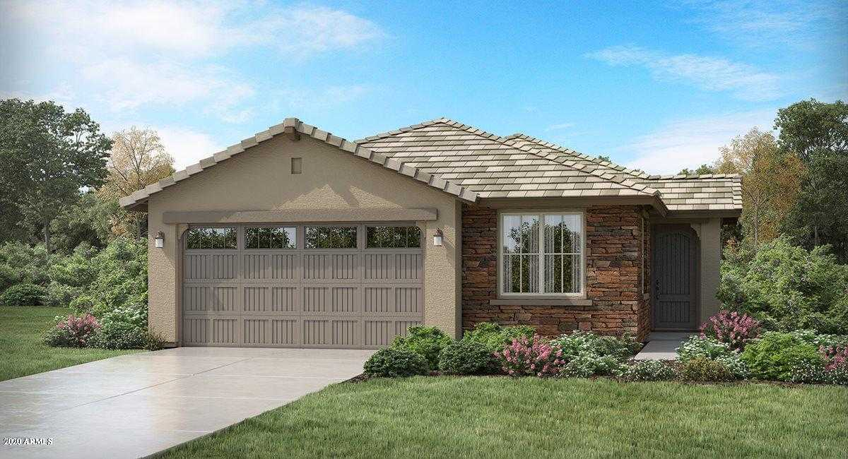 $317,490 - 4Br/2Ba - Home for Sale in Zanjero Trails Phase 2 Parcel 11c, Surprise