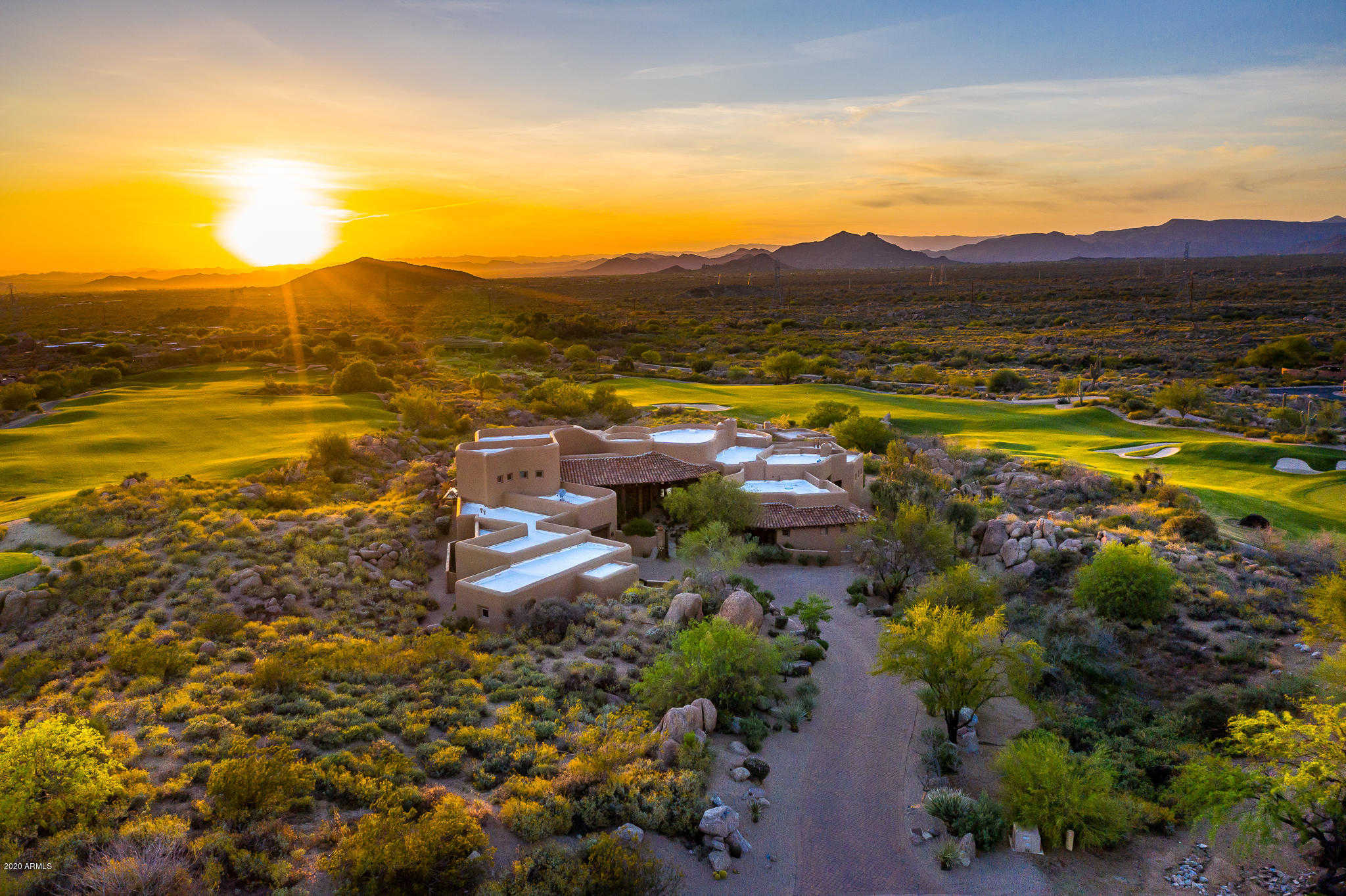$3,500,000 - 4Br/6Ba - Home for Sale in Talus At Troon North, Scottsdale