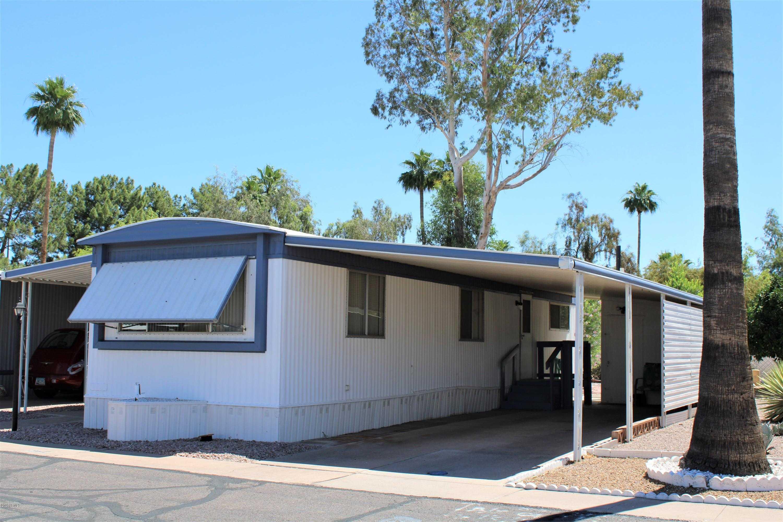 $11,500 - 1Br/1Ba -  for Sale in Citrus Gardens Mobile Home Community. A 55+ Community., Mesa