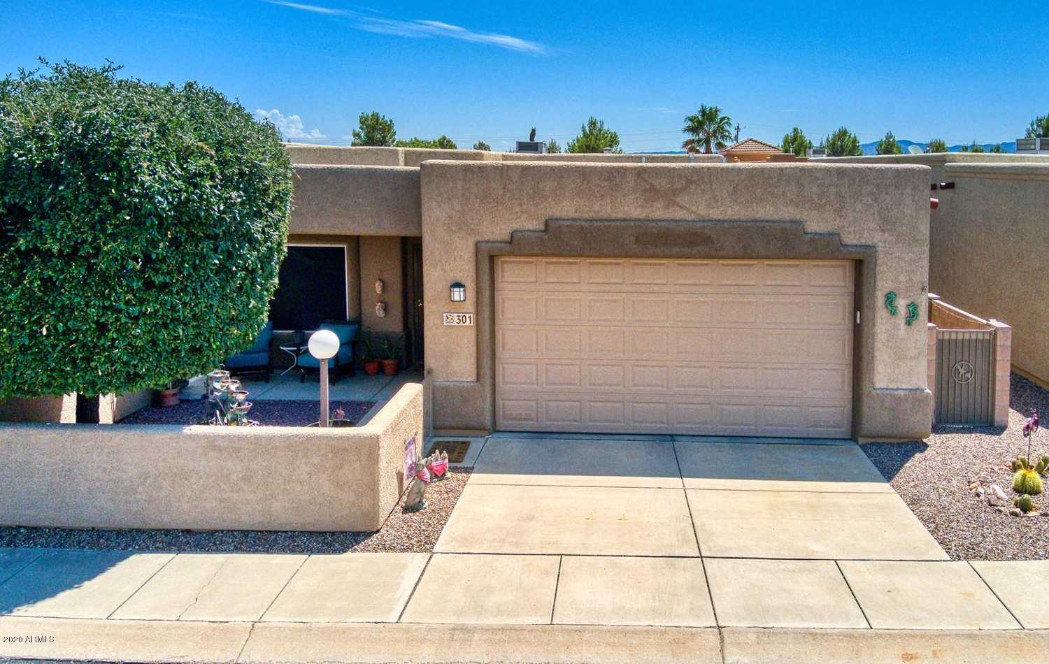 $169,900 - 2Br/2Ba - Home for Sale in Vista View Resort, Sierra Vista