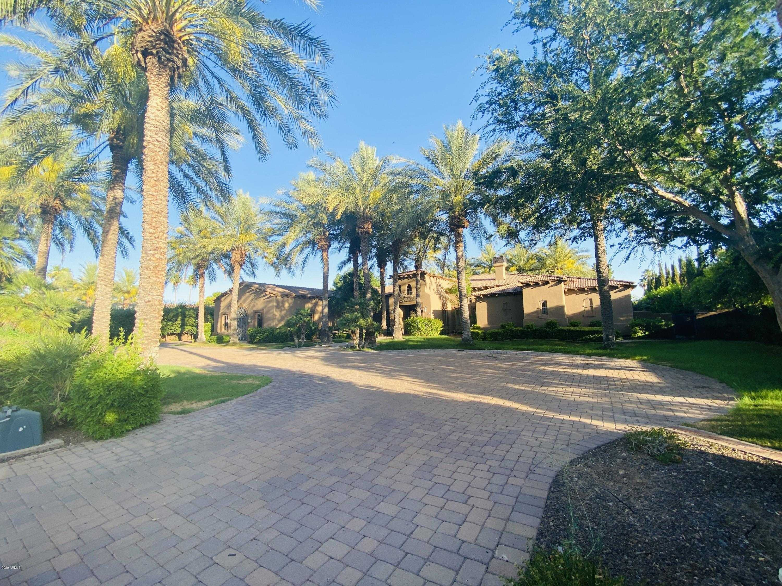 $3,500,000 - 5Br/6Ba - Home for Sale in Baxter Acres Abitrary Lots 1&2, Scottsdale