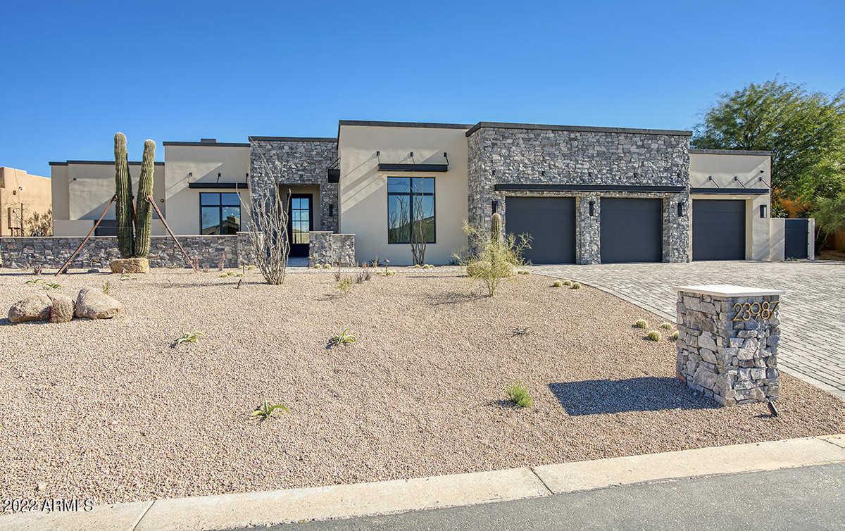 $2,099,000 - 3Br/4Ba - Home for Sale in Troon Ridge Estates 3 Lot 1-30 Tr A, Scottsdale