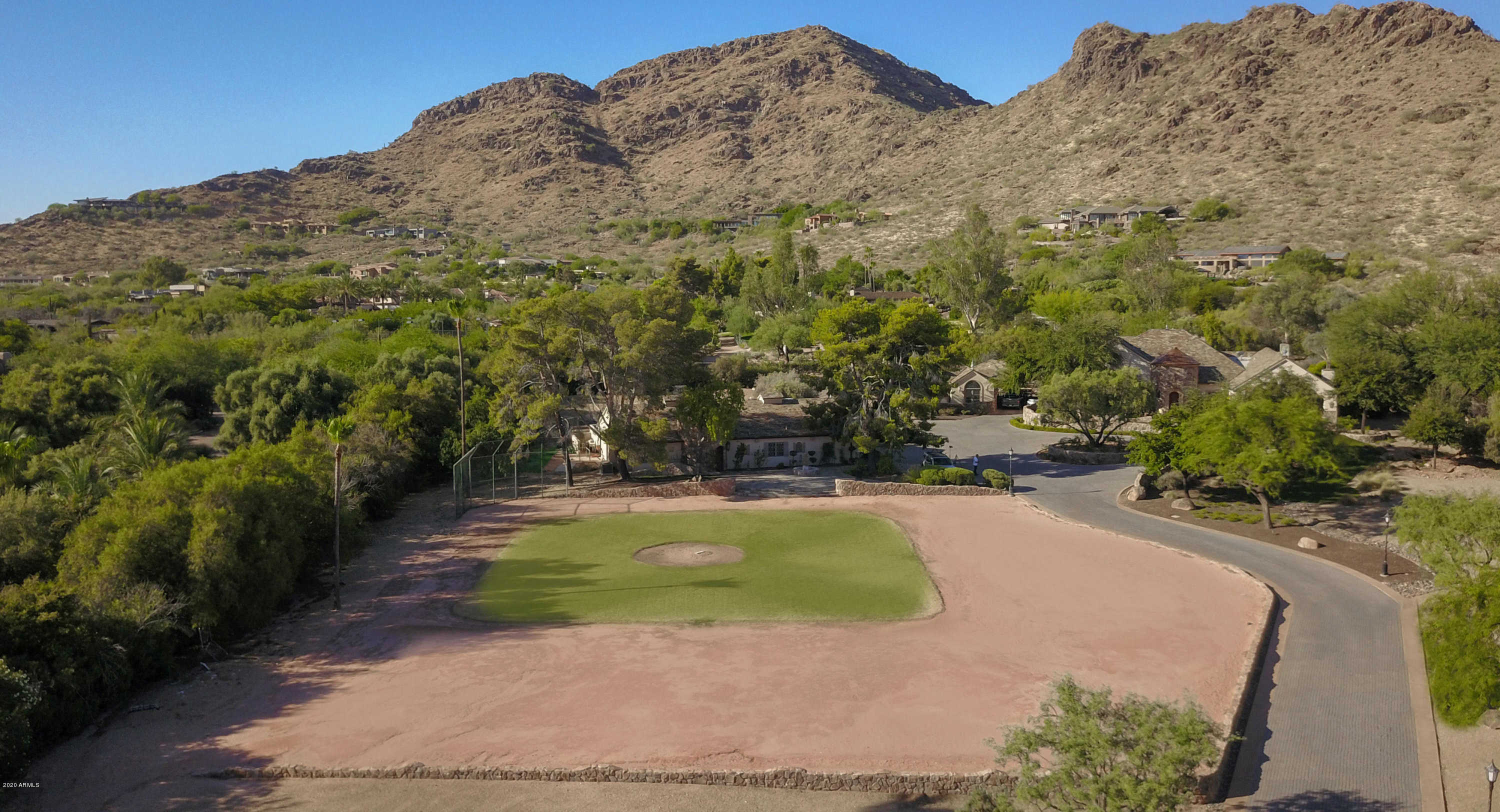 $5,950,000 - Br/Ba -  for Sale in Mummy Mountain Estates 9-16, Paradise Valley