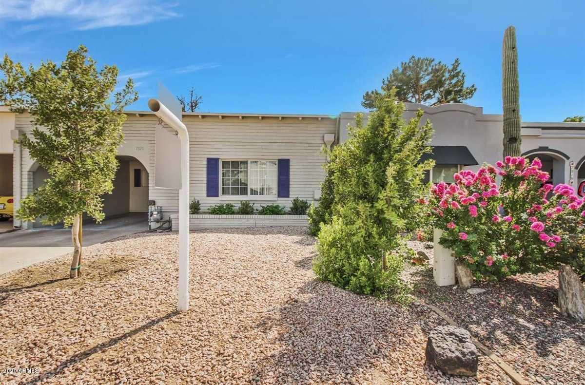 $435,000 - 2Br/2Ba -  for Sale in Villa Monterey Unit 5, Scottsdale