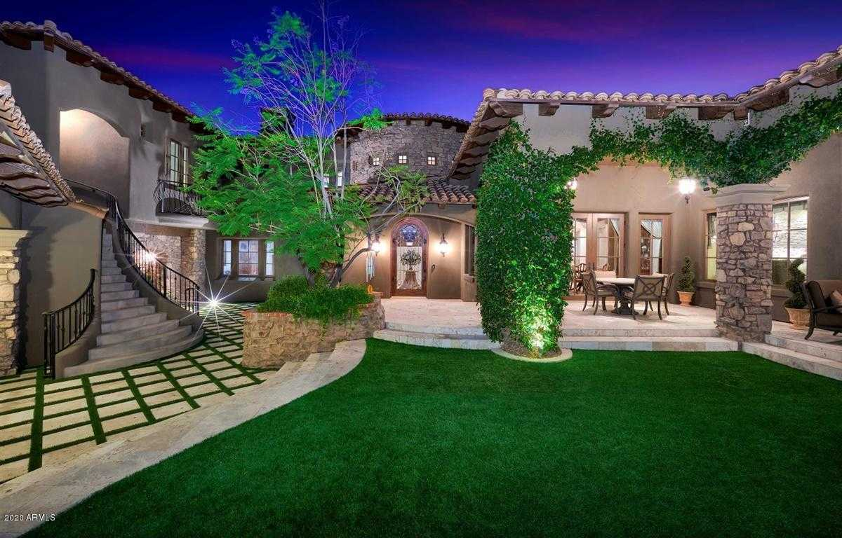 $4,350,000 - 6Br/8Ba - Home for Sale in Dc Ranch Parcel 4.1, Scottsdale