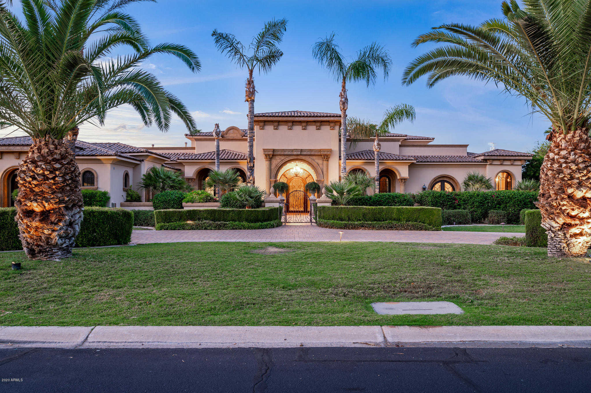 $3,500,000 - 5Br/8Ba - Home for Sale in Fanfol Estates, Paradise Valley