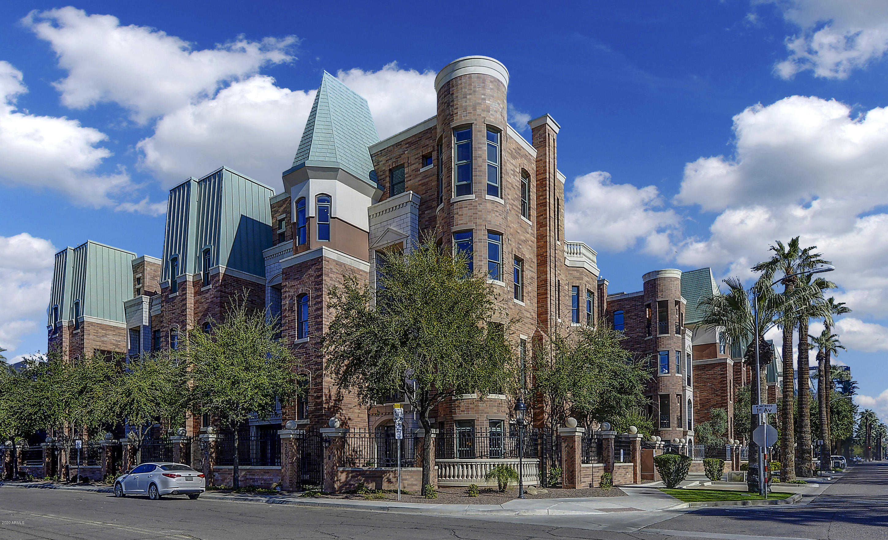 $4,195,000 - 3Br/5Ba - for Sale in Chateau On Central, Phoenix