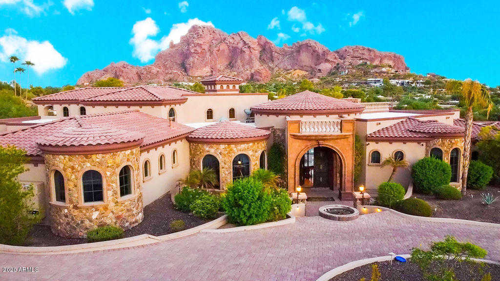 $5,499,000 - 6Br/8Ba - Home for Sale in Metes & Bounds, Paradise Valley