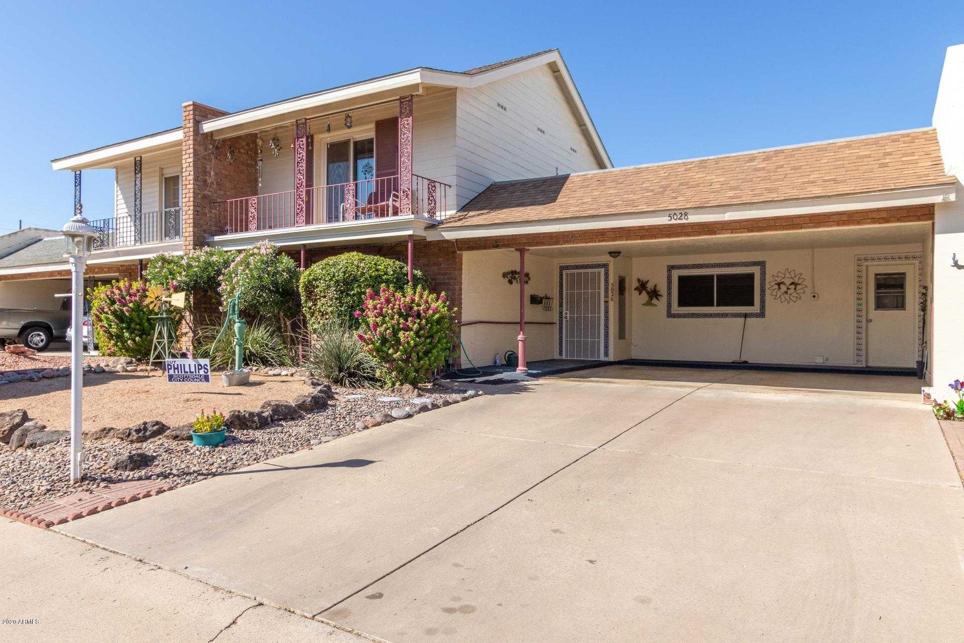 $380,000 - 3Br/3Ba - Home for Sale in Villa Monterey Unit 6, Scottsdale