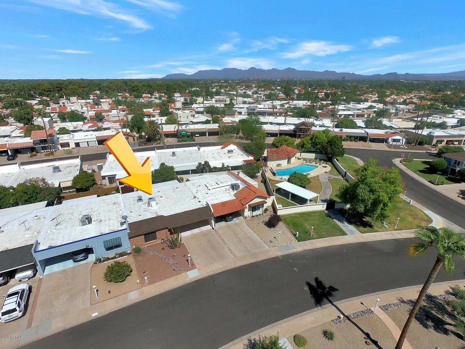 $389,900 - 2Br/2Ba -  for Sale in Villa Monterey 7 Amd, Scottsdale