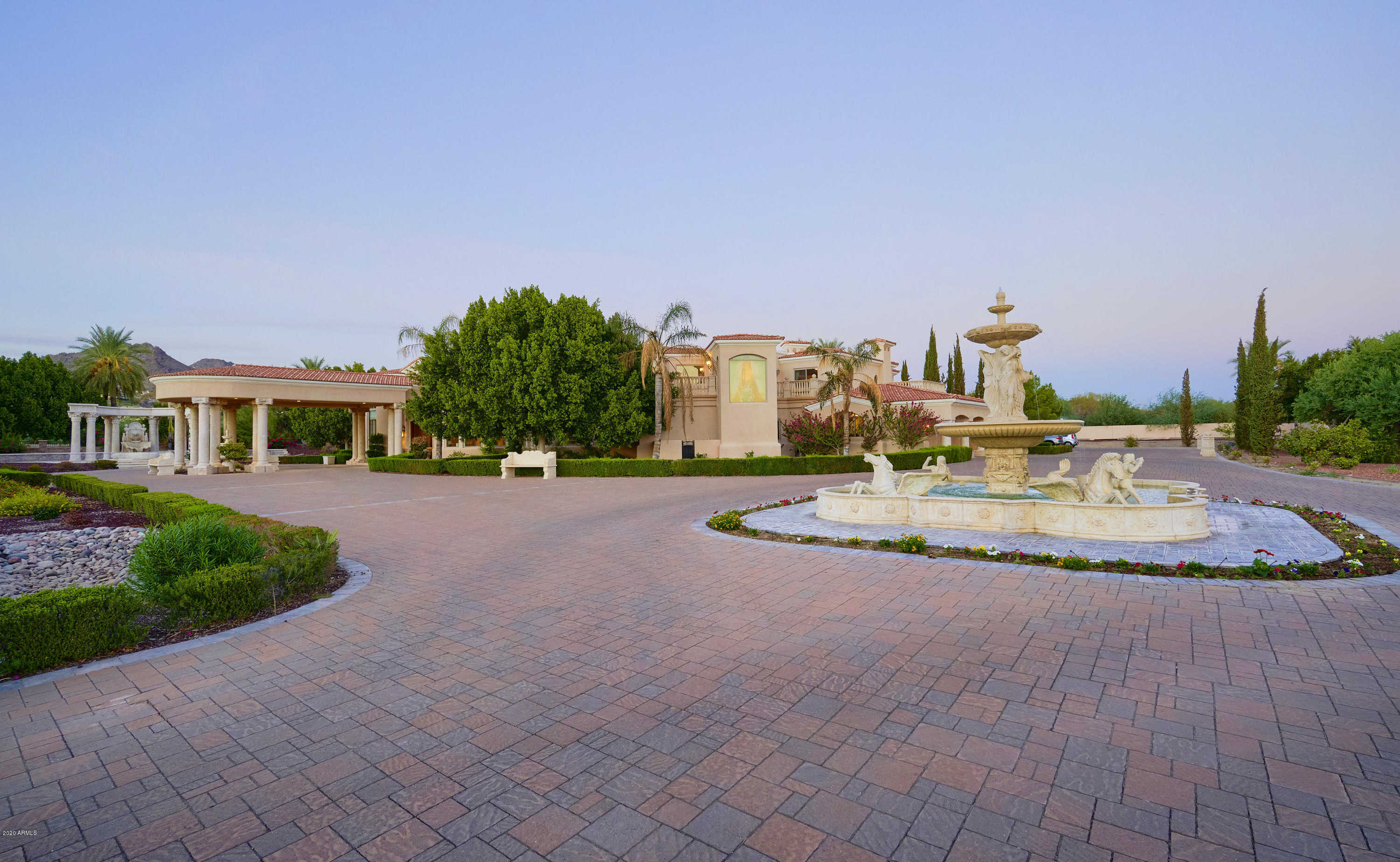 $10,000,000 - 7Br/8Ba - Home for Sale in Palo Cristi Custom, Paradise Valley