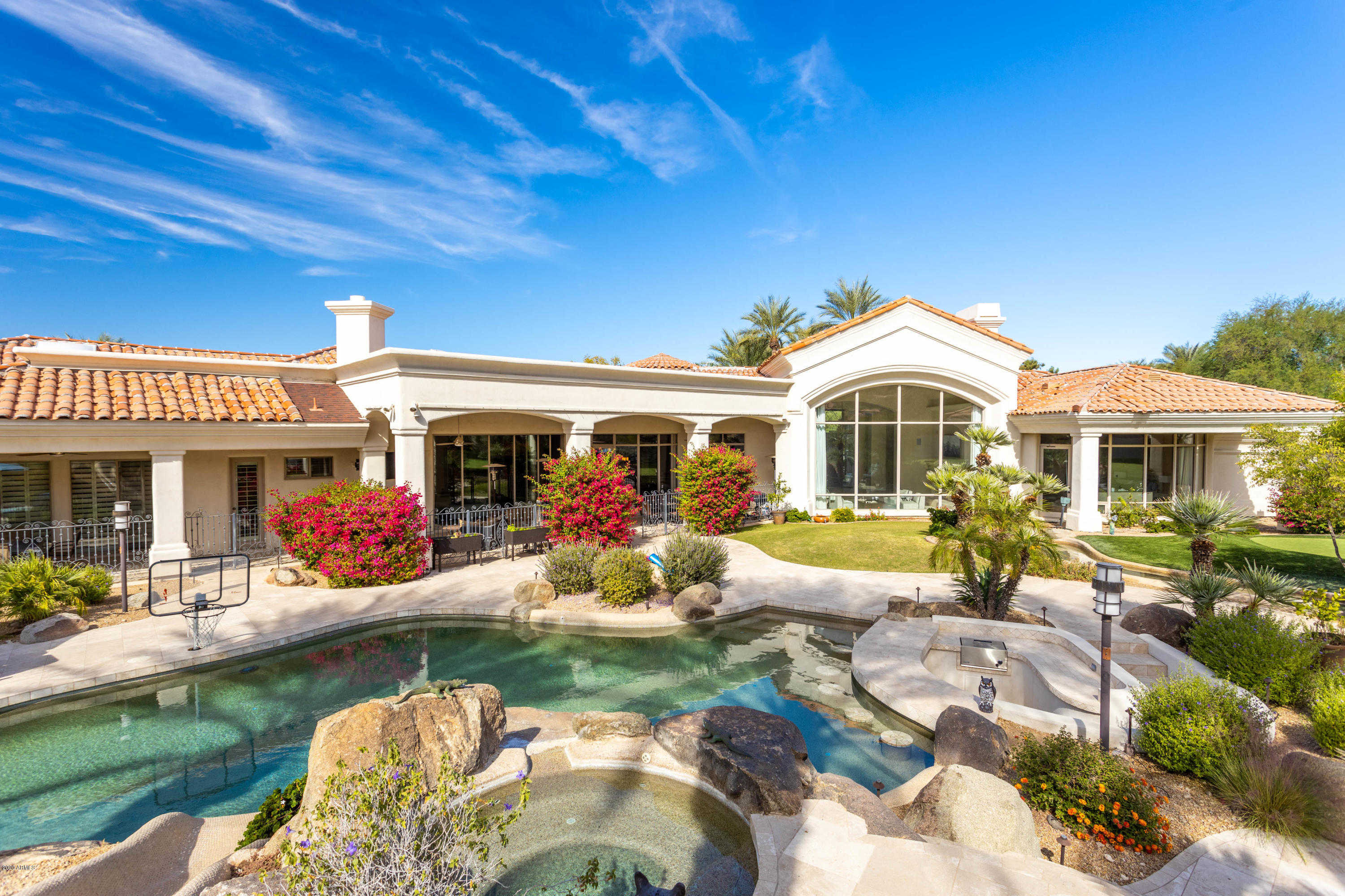 $3,350,000 - 5Br/7Ba - Home for Sale in Canyon Horizons, Paradise Valley