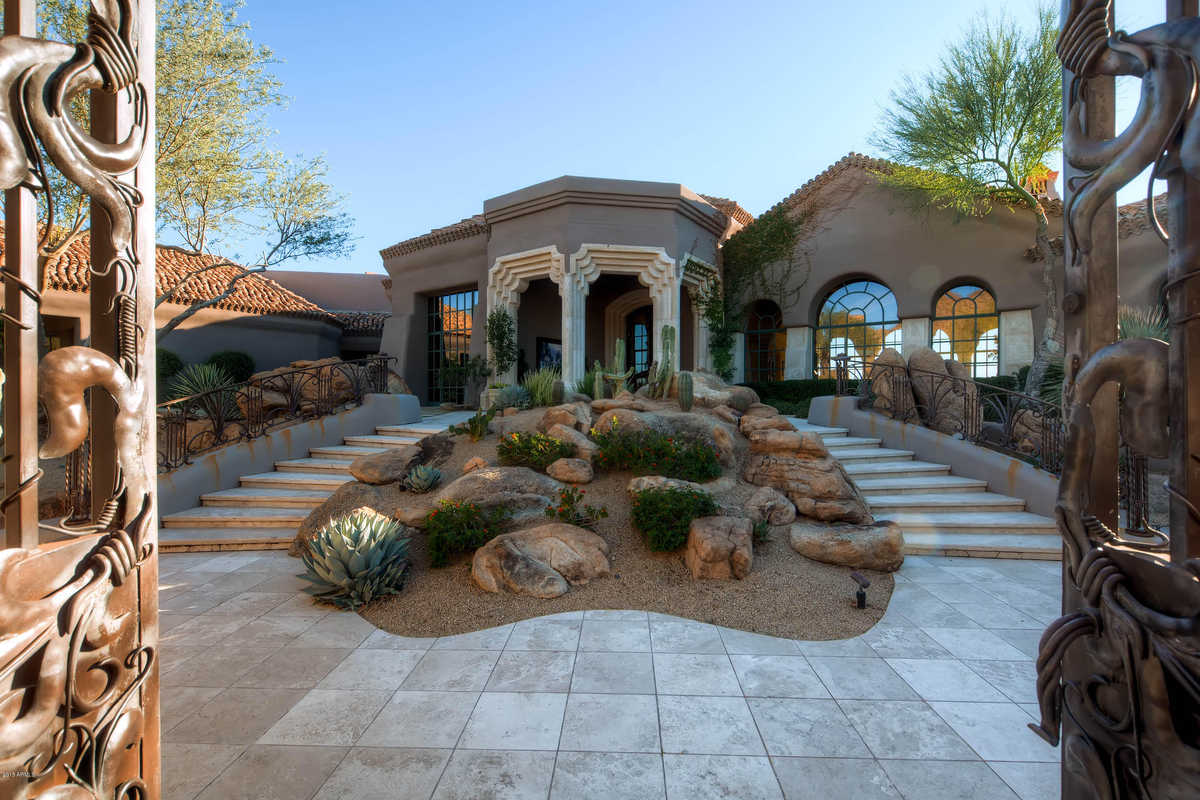 $7,250,000 - 7Br/10Ba - Home for Sale in Land Division 9422 E Happy Valley Rd Scottsdale Az, Scottsdale
