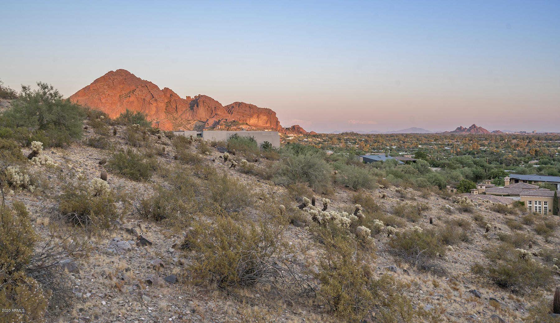 $3,600,000 - Br/Ba -  for Sale in Goldwater Estates Lot Split, Paradise Valley
