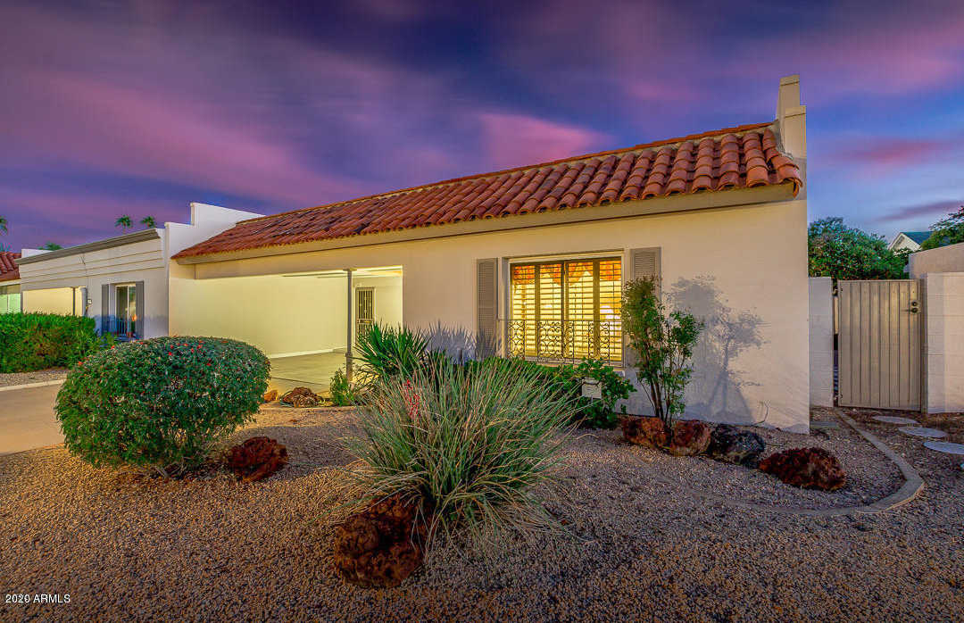 $395,000 - 2Br/2Ba -  for Sale in Villa Monterey 7-1 Section A, Scottsdale