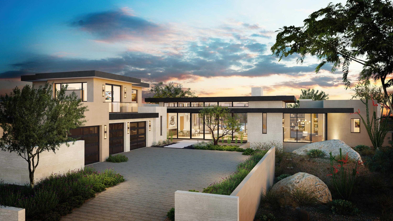 $6,000,000 - 4Br/5Ba - Home for Sale in Estancia, Scottsdale