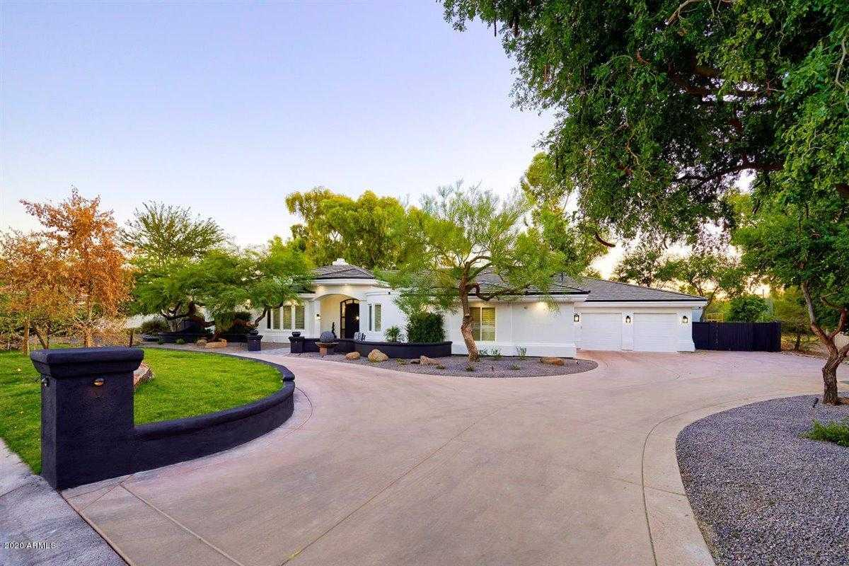 $3,200,000 - 6Br/6Ba - Home for Sale in Folkman Ranch, Paradise Valley