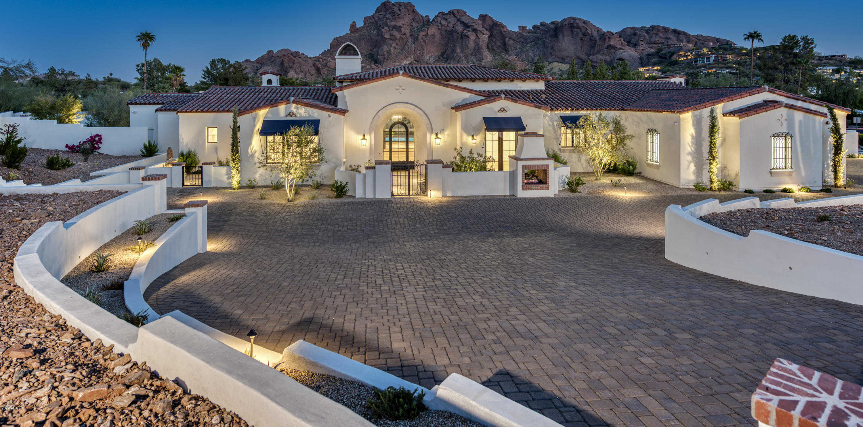 $3,500,000 - 3Br/4Ba - Home for Sale in Camelhead Vista, Paradise Valley