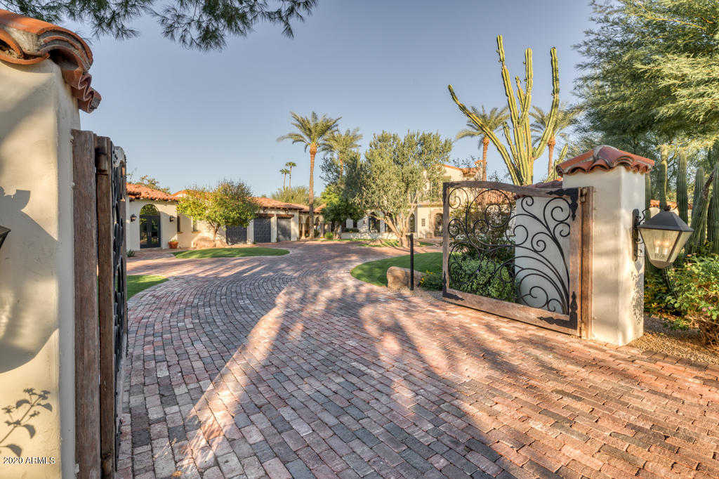 $6,750,000 - 5Br/6Ba - Home for Sale in Mockingbird West, Paradise Valley