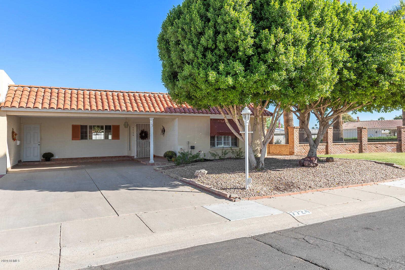 $425,000 - 2Br/2Ba -  for Sale in Villa Monterey 6, Scottsdale