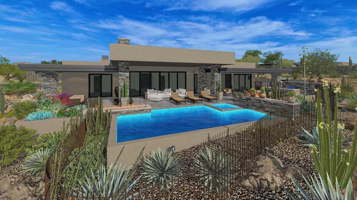 $3,295,000 - 4Br/5Ba - Home for Sale in Desert Mountain, Scottsdale
