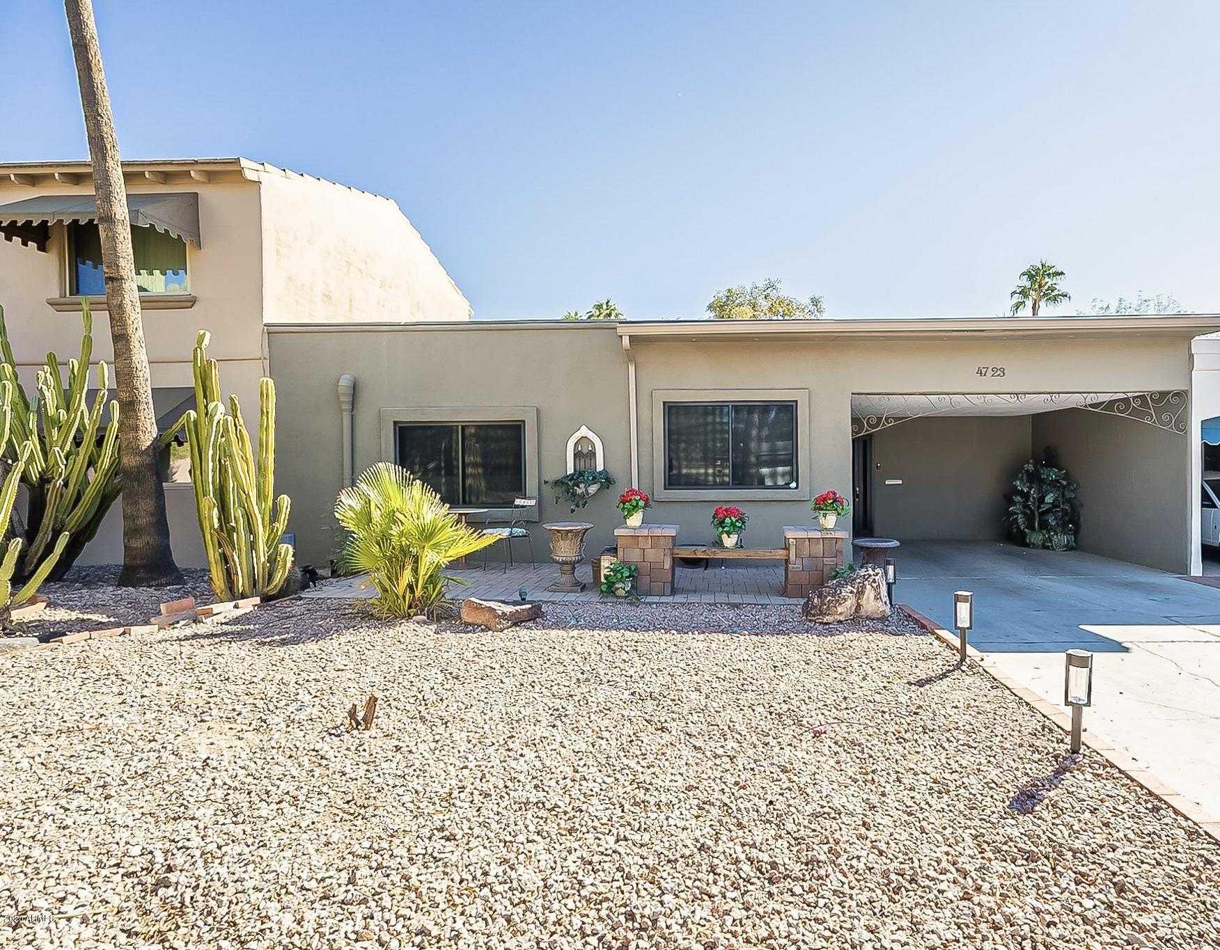 $449,900 - 2Br/2Ba -  for Sale in Villa Monterey 3b, Scottsdale