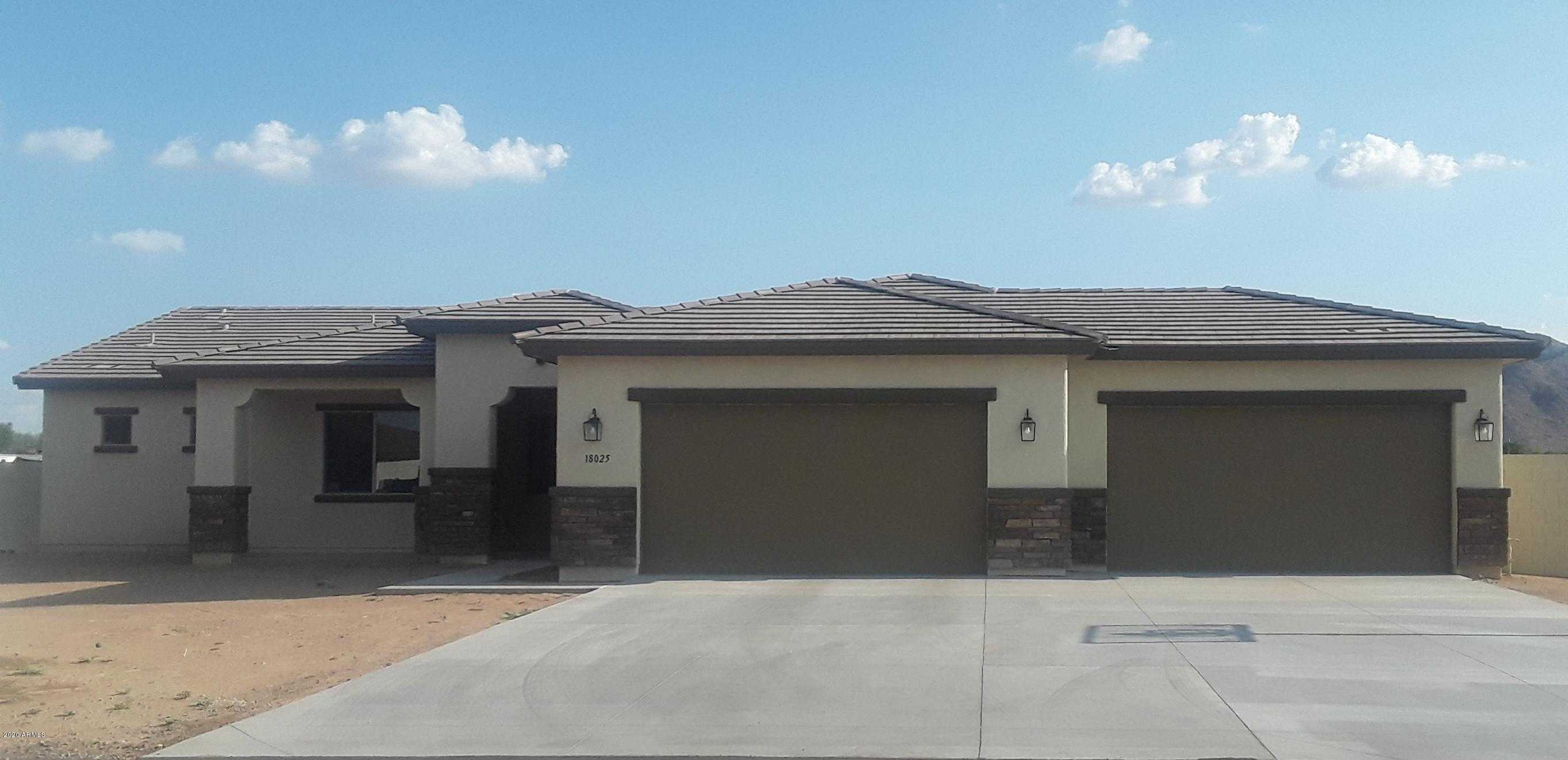 $607,400 - 4Br/3Ba - Home for Sale in Riggs Road Ranches Iii, Queen Creek
