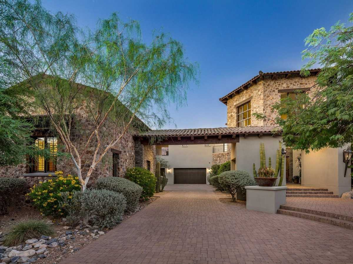 $4,800,000 - 4Br/5Ba - Home for Sale in Silverleaf At Dc Ranch, Scottsdale