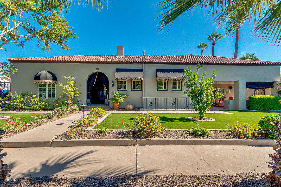 $1,499,900 - 5Br/4Ba - Home for Sale in Willo Historic Neighborhood, Phoenix
