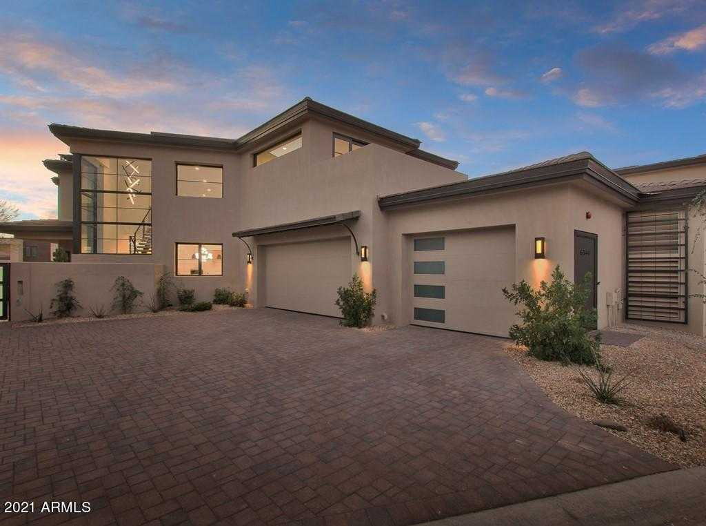 $3,895,000 - 4Br/6Ba - Home for Sale in The Village At Mountain Shadows, Paradise Valley