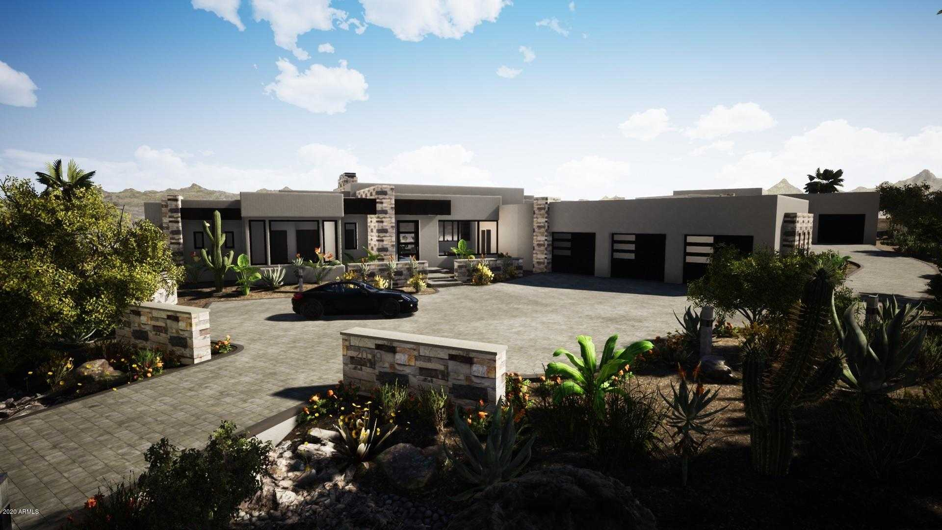 $4,350,000 - 6Br/7Ba - Home for Sale in Vista Linda, Paradise Valley
