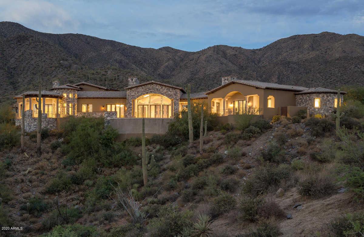 $5,495,000 - 6Br/8Ba - Home for Sale in Desert Mountain Phase 3 Unit 36, Scottsdale