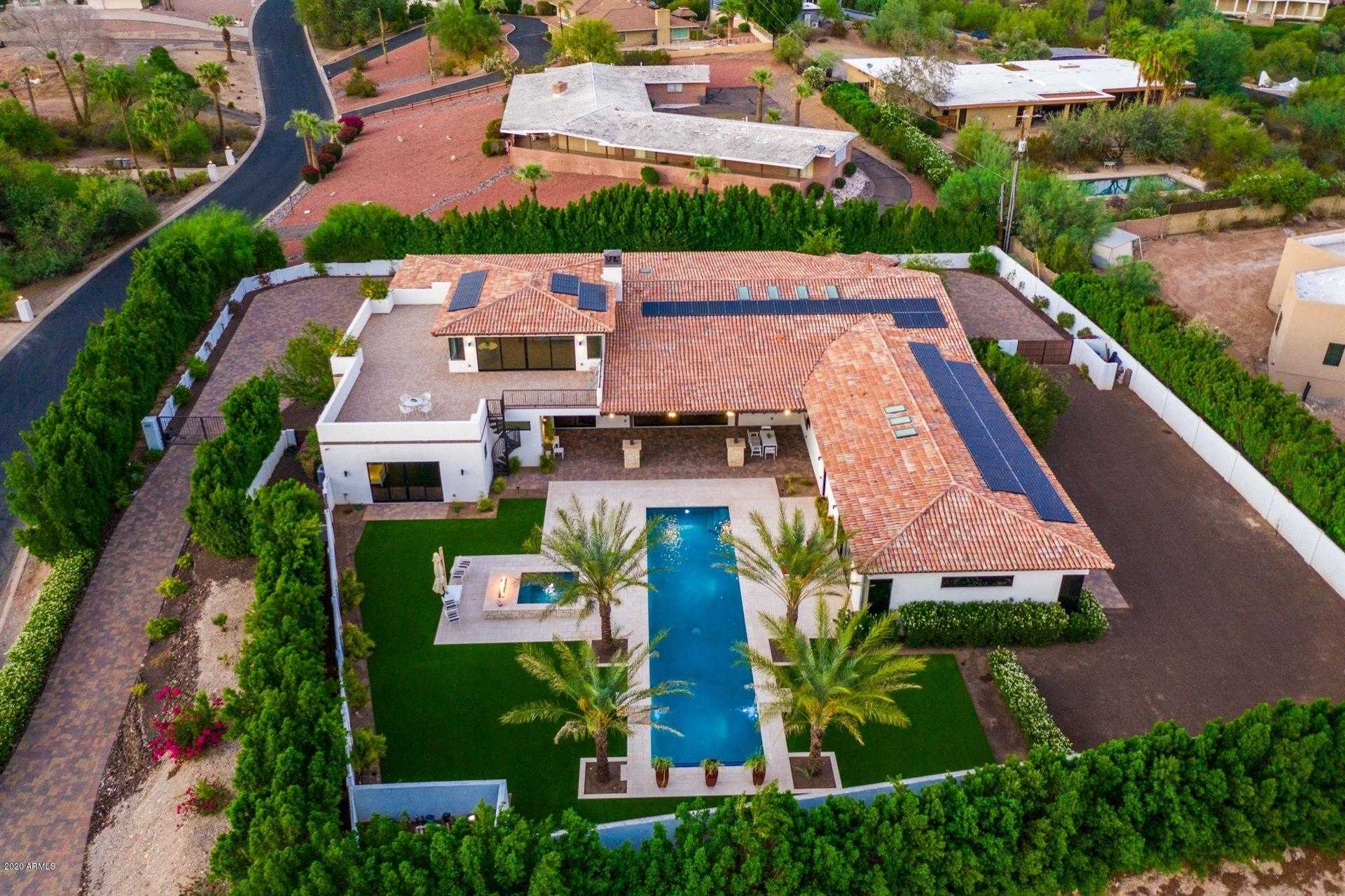 $4,590,000 - 5Br/8Ba - Home for Sale in Lincoln Heights 8, 12-25, 31-44, Paradise Valley