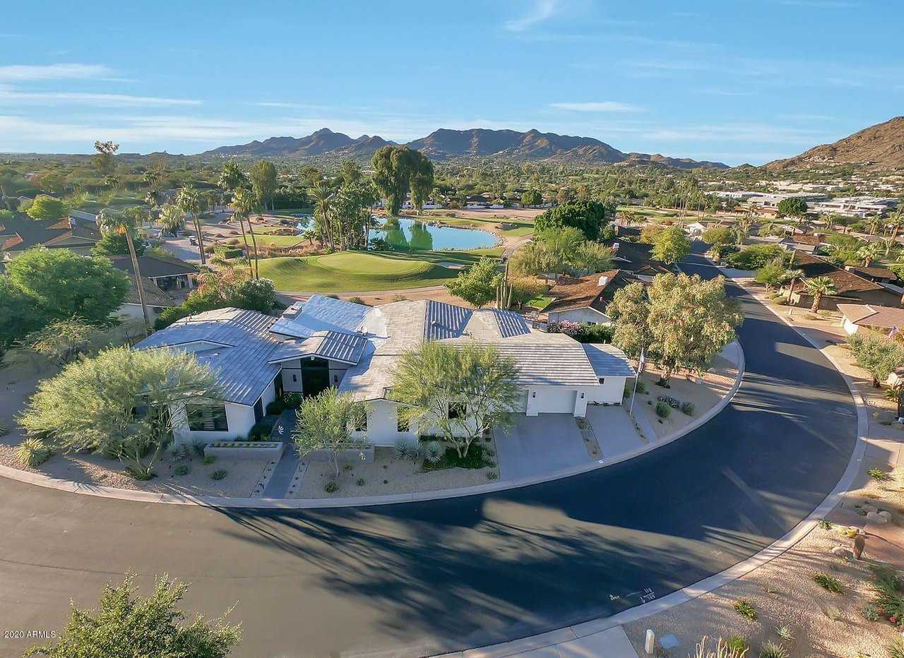 $3,995,000 - 3Br/4Ba - Home for Sale in Mountain Shadow Resort 2 Amd, Paradise Valley